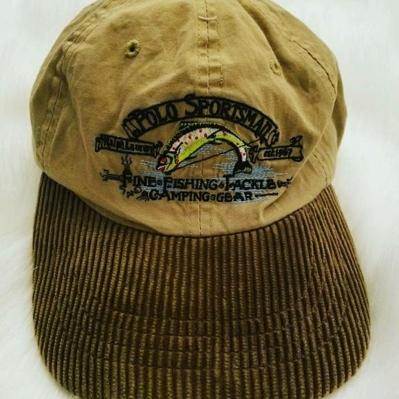 Ralph Lauren vintage Polo Sportsman hat. M 5a614c34caab44c6853d2ec2. Other  Accessories ... 2a2b25dbf085